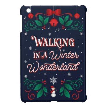 Winter Wonderland iPad Mini Case