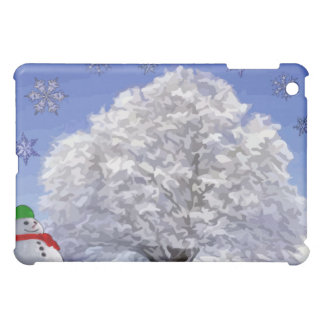 Winter Wonderland iPad Mini Cases