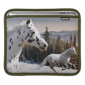 Winter Wonderland iPad Sleeve
