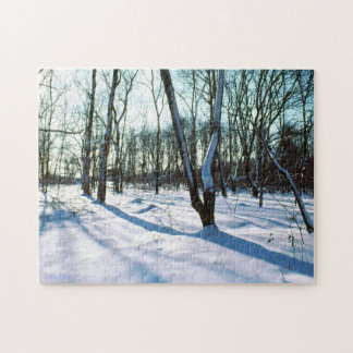 'Winter Wonderland' Jigsaw Puzzle