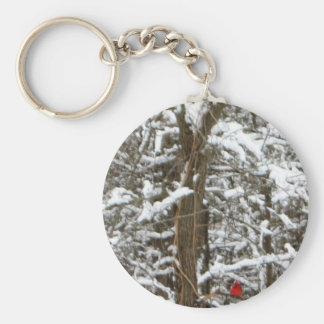 winter wonderland keychains
