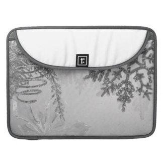 Winter Wonderland laptop sleeve