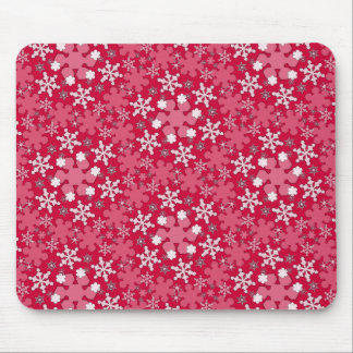 Winter Wonderland Lg Any Color Mouse Pad