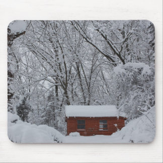 Winter Wonderland Mouse Pad