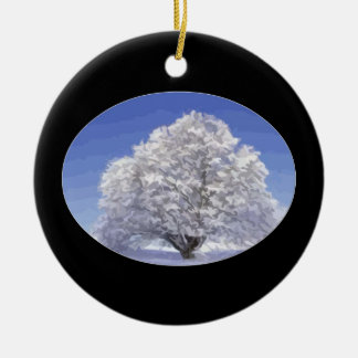 Winter Wonderland Christmas Tree Ornaments