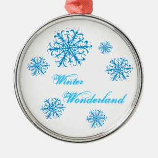 winter wonderland ornament