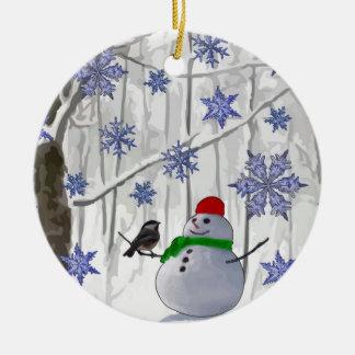Winter Wonderland Ornaments