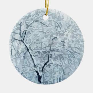 Winter Wonderland Christmas Ornaments