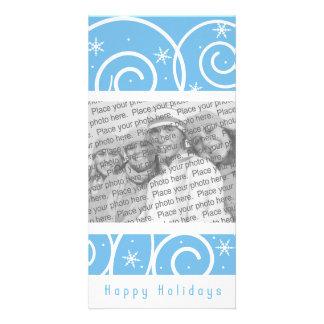 Winter Wonderland Personalized Photo Card