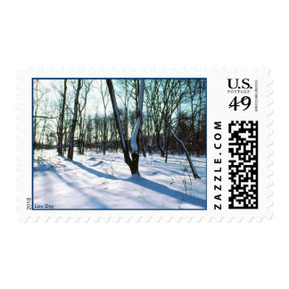 'Winter Wonderland' Postage
