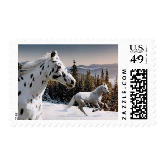 Winter Wonderland Postage