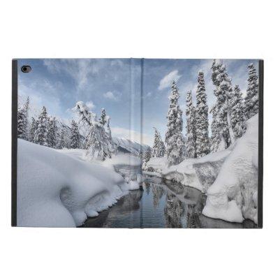 Winter Wonderland Powis iPad Air 2 Case