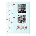 Winter Wonderland Season's Greetings 5x7 Paper Invitation Card