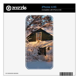 Winter Wonderland Skins For The iPhone 4S