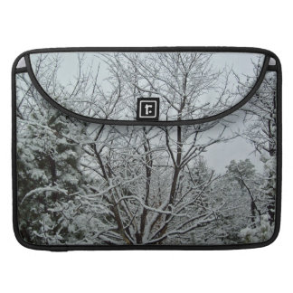 Winter Wonderland Sleeve For MacBooks