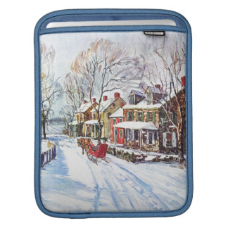 Winter Wonderland Sleeves For iPads