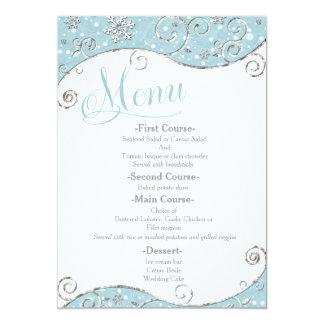 winter wonderland wedding invitations & announcements | zazzle, Wedding invitations