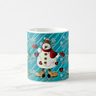 Winter Wonderland Snowmen | Christmas Coffee Mug