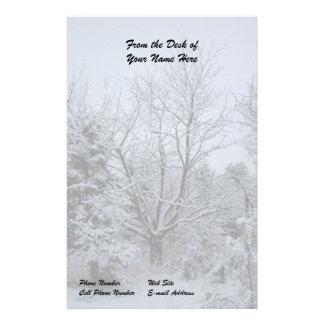Winter Wonderland Stationery