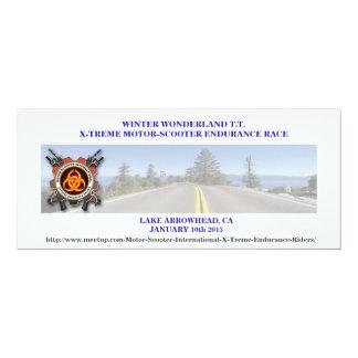 Winter Wonderland T.T. Card