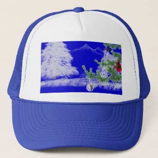 Winter Wonderland Trucker Hat
