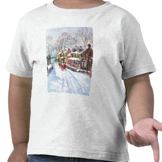 Winter Wonderland Tee Shirts