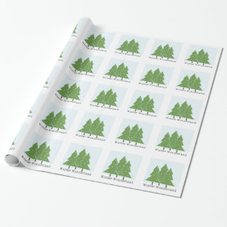 Winter Wonderland Wrapping Paper