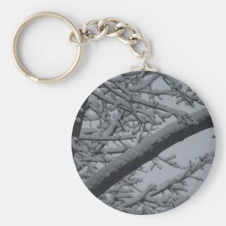 Winter wonderlands keychain