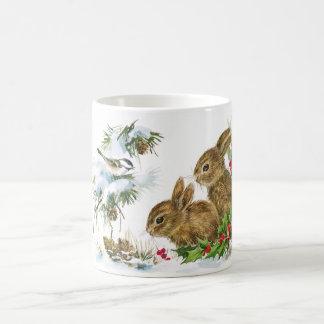 Winter Woodland Coffee Mug