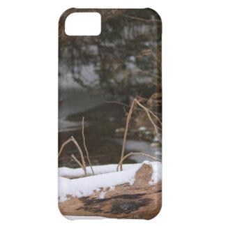 Winter Woodland Escape iPhone 5C Case