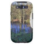 Winter Woodland Galaxy SIII Covers