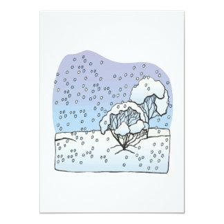 Winter World Card