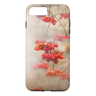 Winterberry. Red Berries Winter Nature iPhone 8 Plus/7 Plus Case