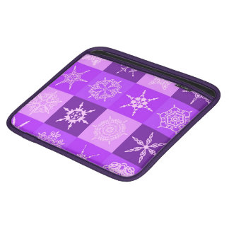 Winterberry  Snowflake Collection Sleeves For iPads
