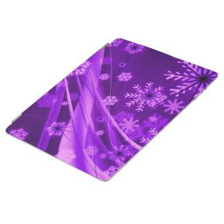 Winterberry Wonderland Snowflakes iPad Cover