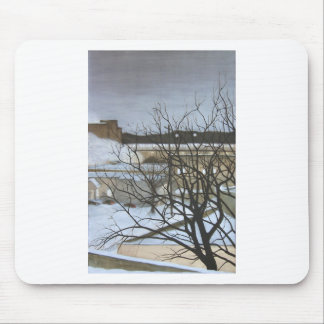 WinterCalm Mouse Pad
