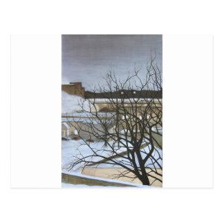 WinterCalm Postcard