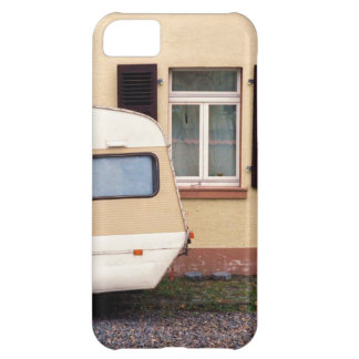 wintercampen cover for iPhone 5C