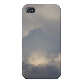 winterclouds iPhone 4/4S fundas