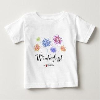 Winterfest Baby T-Shirt
