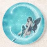Wintergreen Moon Coaster