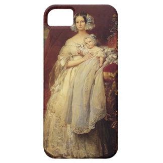 Winterhalter-Duquesa de Francisco de Orlean con su iPhone 5 Case-Mate Coberturas