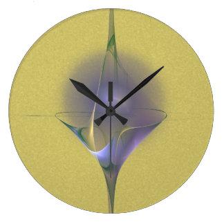 Winterini Faery Martini Art Large Clock