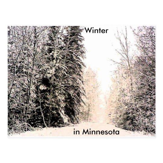 winterink - Customized Postcard