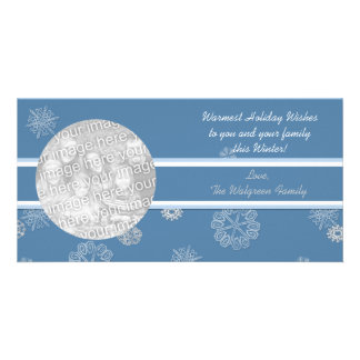 Winterland Holiday Photo Cards