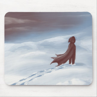 Winterland Mouse Pad