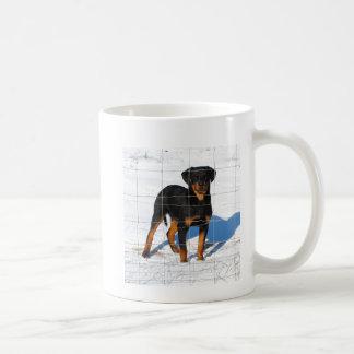 Winterland Rottweiler Mug