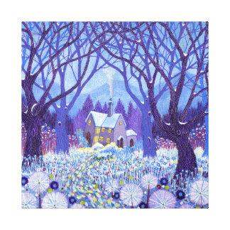 Winterlands 2012 canvas print