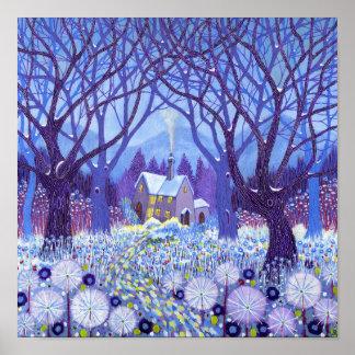 Winterlands 2012 poster