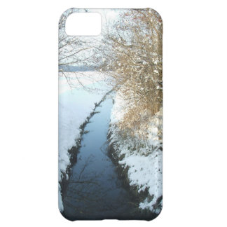 winterlandschaft in Bayern iPhone 5C Cover